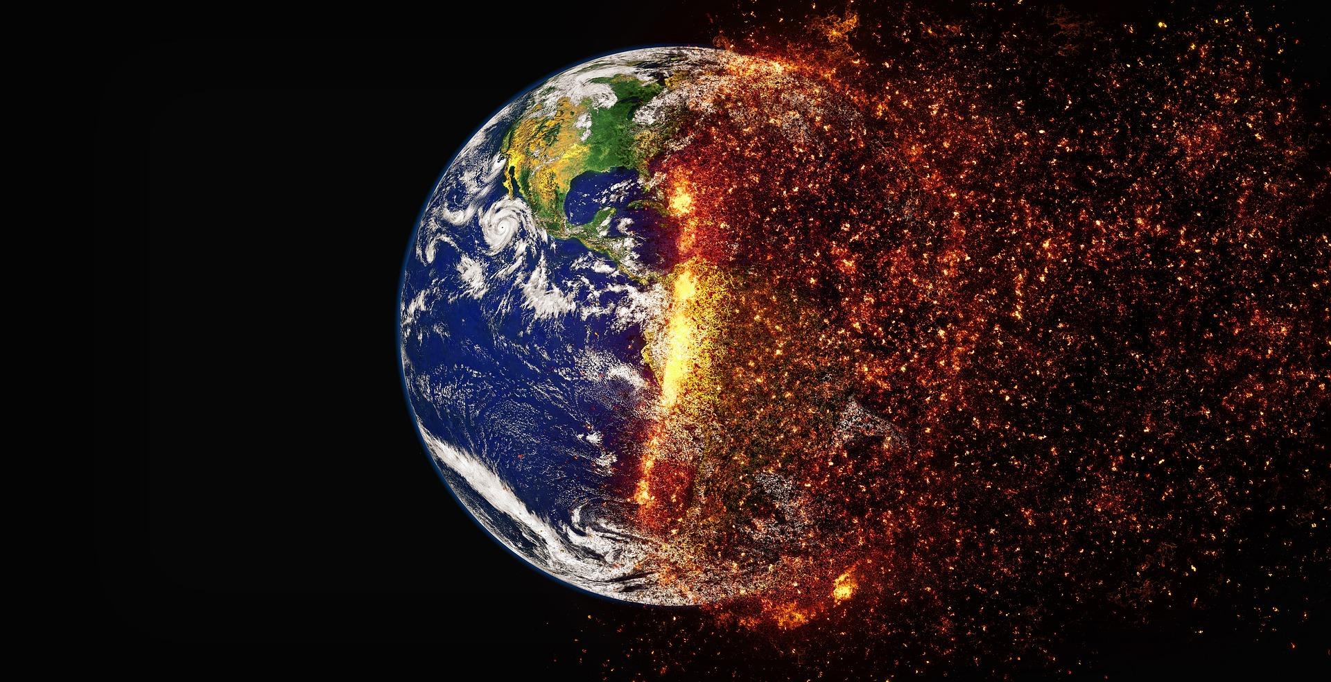 küresel ısınma ile ilgili görsel sonucu