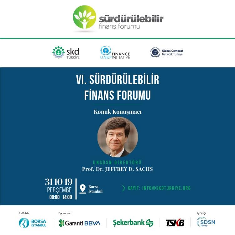 VI. Sürdürülebilir Finans Forumu